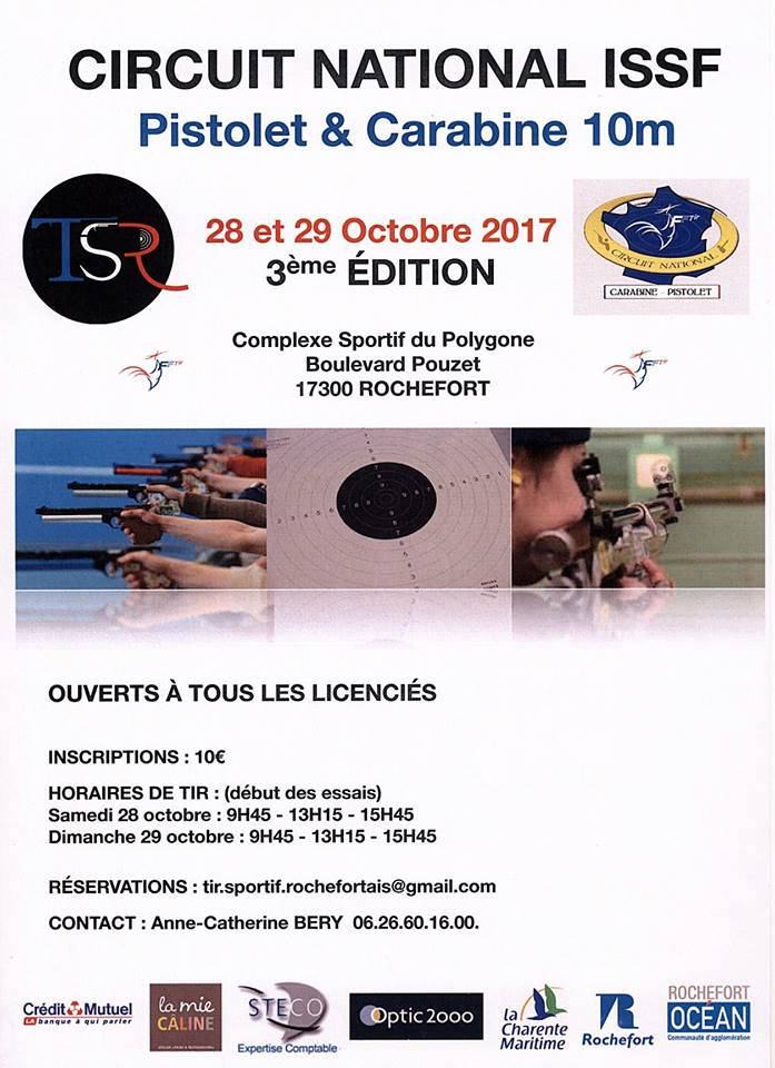 circuit national issf